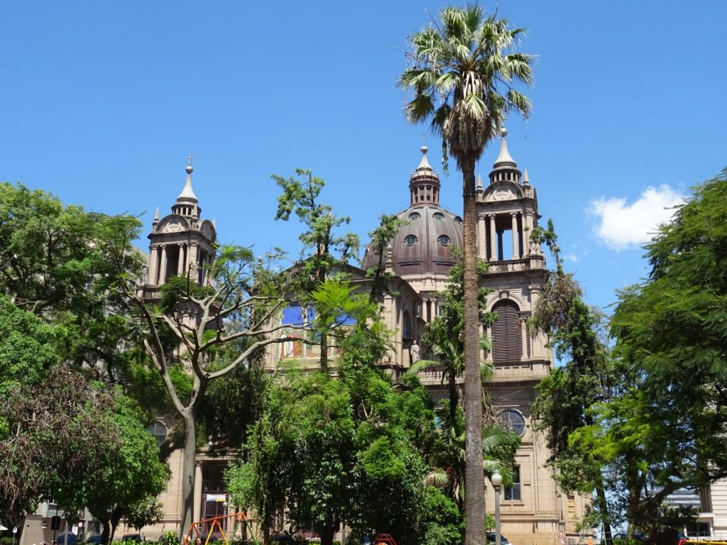 A beautiful photo of Porto Alegre